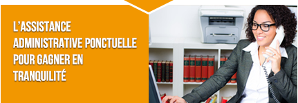 Assistance administrative ponctuelle